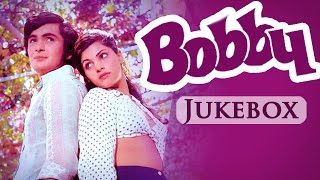 Download All Songs of Bobby (1973) - Rishi Kapoor & Dimple | (HD) Jukebox - Evergreen Hindi Romantic Songs Video