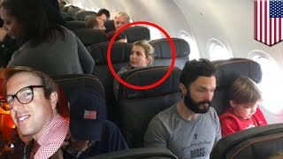 Download Ivanka Trump confronted by angry passenger on JetBlue flight who brags about it - TomoNews Video