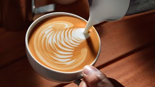 Download How To Make Latte Art Video