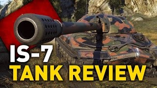 Download World of Tanks    IS-7 - Tank Review Video