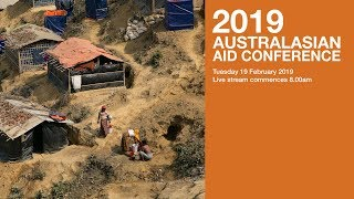 Download 2019 Australasian Aid Conference Day 1 - Afternoon Session Video