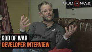 Download Making God Of War on PS4 - Developer Interview Video