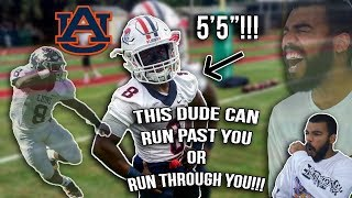 Download The SHORTEST, FASTEST, STRONGEST Running Back You've Ever Seen!! Shaun Shivers Highlights [Reaction] Video