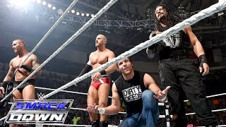 Download 8-Man Tag Team Match: SmackDown, Aug. 20, 2015 Video