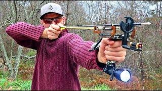 Download Weirdest Slingshot Ever Made Video