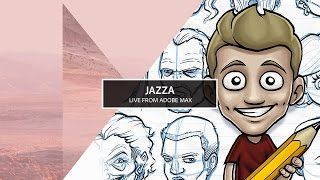 Download Animation with Jazza - Live from Adobe MAX 2016 Video