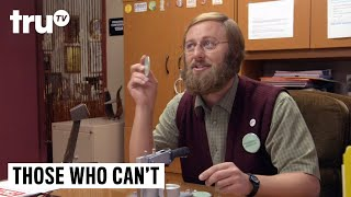 Download Those Who Can't - A Shoemaker Threatens a Button Maker Video
