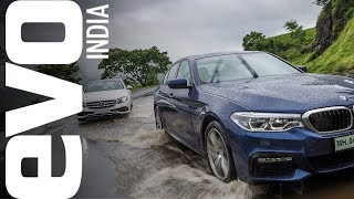 Download BMW 5 Series vs Mercedes-Benz E-Class Video