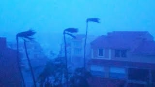 Download Hurricane MARIA Devastates Humacao, Puerto Rico (2017) Video