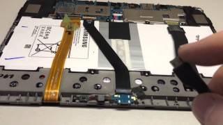 Download How to: Samsung tab 3 10.1 power problem repair Video