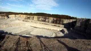 Download Hanson Quarry Blast Video