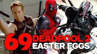 Download SPOILERS! 69 Deadpool 2 Easter Eggs, Trivia, and References Video