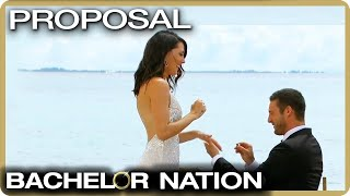 Download Garrett Proposes To Becca! 💍| The Bachelorette Video
