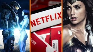 Download Halo 6 2017? No. + No Netflix on Nintendo Switch + Wonder Woman in Trouble? - The Know Video