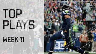 Download Top Plays (Week 11) | NFL Video