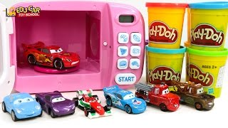 Download Learning Color Number with Special Disney Pixar Cars Lightning McQueen Play doh for kids car toys Video