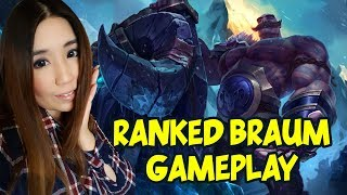 Download Braum Support Ranked Gameplay S7 - Braum vs Janna - League of Legends Video