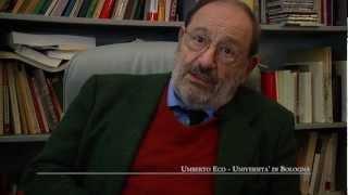 Download UMBERTO ECO: perché ALMA MATER STUDIORUM UNIVERSITA' DI BOLOGNA Video
