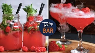 Download 10 Perfectly Pink Valentine's Day Cocktails   Date Night Drink Ideas   Twisted Bar Video