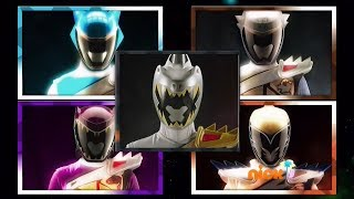Download Power Rangers - Forever Sixth and Auxiliary Ranger Morphs | Mighty Morphin - Super Ninja Steel Video