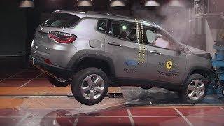 Download 2018 Jeep Compass - Crash Test Video