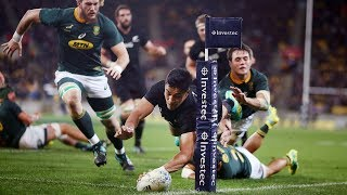 Download HIGHLIGHTS: All Blacks v South Africa first Test – 2018 Video