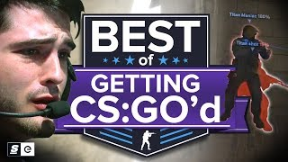 Download Getting CS:GO'd: The Best Bugs, Glitches and WTF Moments in CS:GO Video