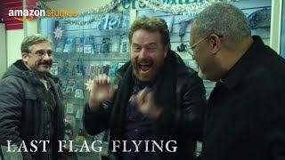 Download Last Flag Flying - Clip: Cell Phones [HD] | Amazon Studios Video
