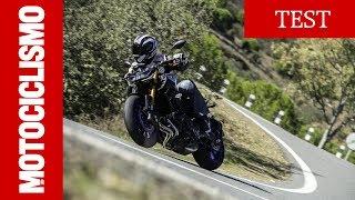 Download Yamaha MT-09 SP 2018 - Test - Motociclismo Video