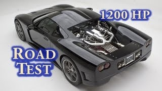 Download NRE Drives 1200 HP Factory Five GTM. Street Test. 427CI LSX. Nelson Racing Engines. Mirror Turbo. Video