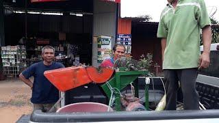 Download รีวิวเครื่องสับหญ้า กล้วย ต้นมัน ฯลฯ ราคาน่าสน คนไทยทำเองส่งทั่วประเทศ Video