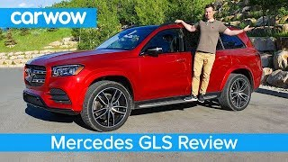 Download Mercedes GLS 2020 SUV review - see if it's better than the BMW X7! Video