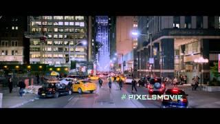 Download Pixels Teaser Trailer Video