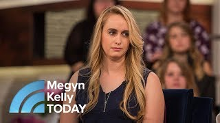 Download Polygamist Cult Founder's Daughter, Rachel Jeffs, Gives Her First TV Interview | Megyn Kelly TODAY Video