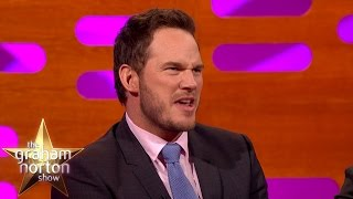 Download Chris Pratt Absolutely Nails TOWIE Accent - The Graham Norton Show Video