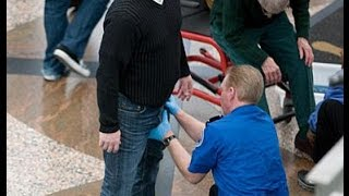 Download TSA Pre-Check at Orlando International Airport MCO—hidden camera Video
