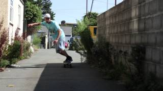 Download Skate Carver in Newquay Video