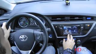 Download Toyota Auris Hybrid approfondimento sistema ibrido da HDmotori.it Video