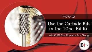 Download KUPA TV How-to Use the Carbide Bits in the KUPA 10 pc. Bit Kit Video