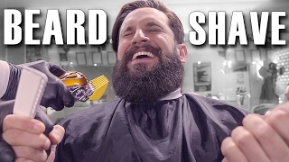 Download SHAVING VIKING BEARD OFF AFTER 2 YEARS! | Girlfriend & Mum SURPRISE REACTION | Crazy Transformation Video