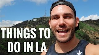 Download Los Angeles Travel: 8 things you must do when you visit LA Video