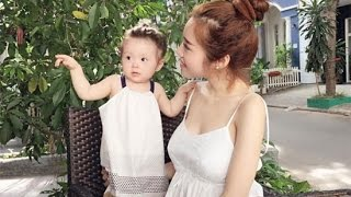 Download Những khoảnh khắc siêu cute của bé Cadie Mộc Trà [ Elly Trần ] Video