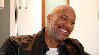 Download What is Dwayne Johnson thankful for? Video