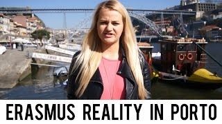 Download Students talk about ERASMUS reality in Porto Video