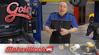 Download Goss' Garage: Oil Filters - Quality Matters Video
