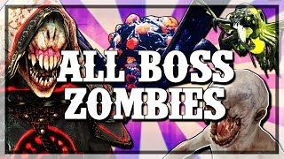 Download ALL CALL OF DUTY ZOMBIE BOSSES (WAW,BO1,BO2,BO3) Video