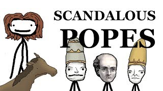 Download Scandalous Popes of the Middle Ages Video
