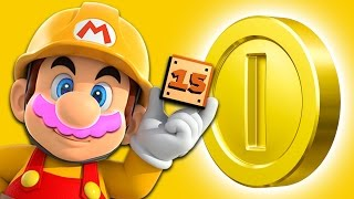 Download NO CURSING CHALLENGE!! | Mario Maker #15 Video