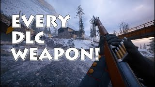 Download Every DLC weapon in action! - Battlefield 1's in the name of the tsar gameplay Video