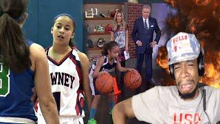 Download FIRST GIRL IN THE NBA?!? JADEN NEWMAN ELITEMIXTAPES REACTION!! Video
